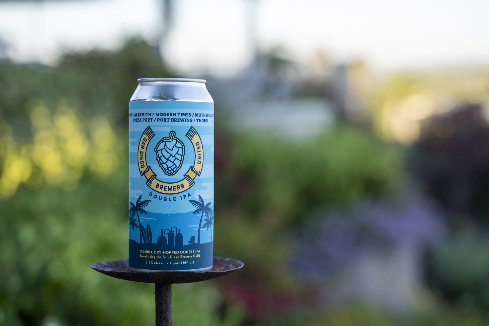 SD Breweries Aid In COVID-19 Recovery With A Collaboration Beer To Benefit The San Diego Brewers Guild