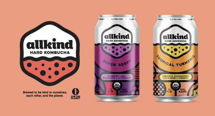 Allkind Hard Kombucha Launched by Odell Brewing Co.