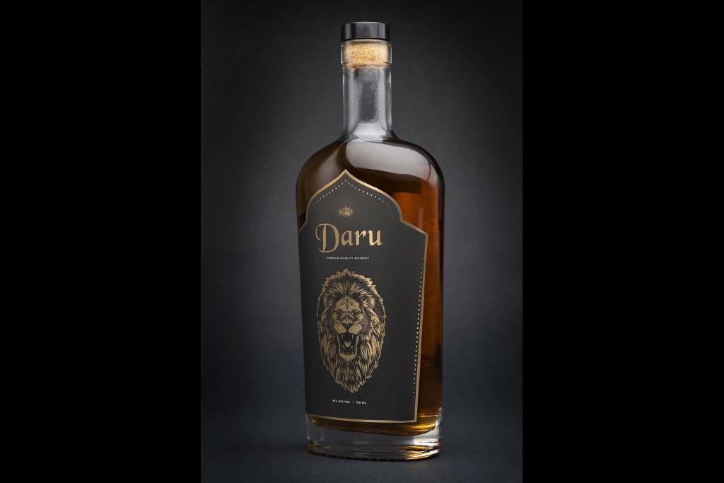 Sran Spirits Announces the Launch of Daru Whiskey