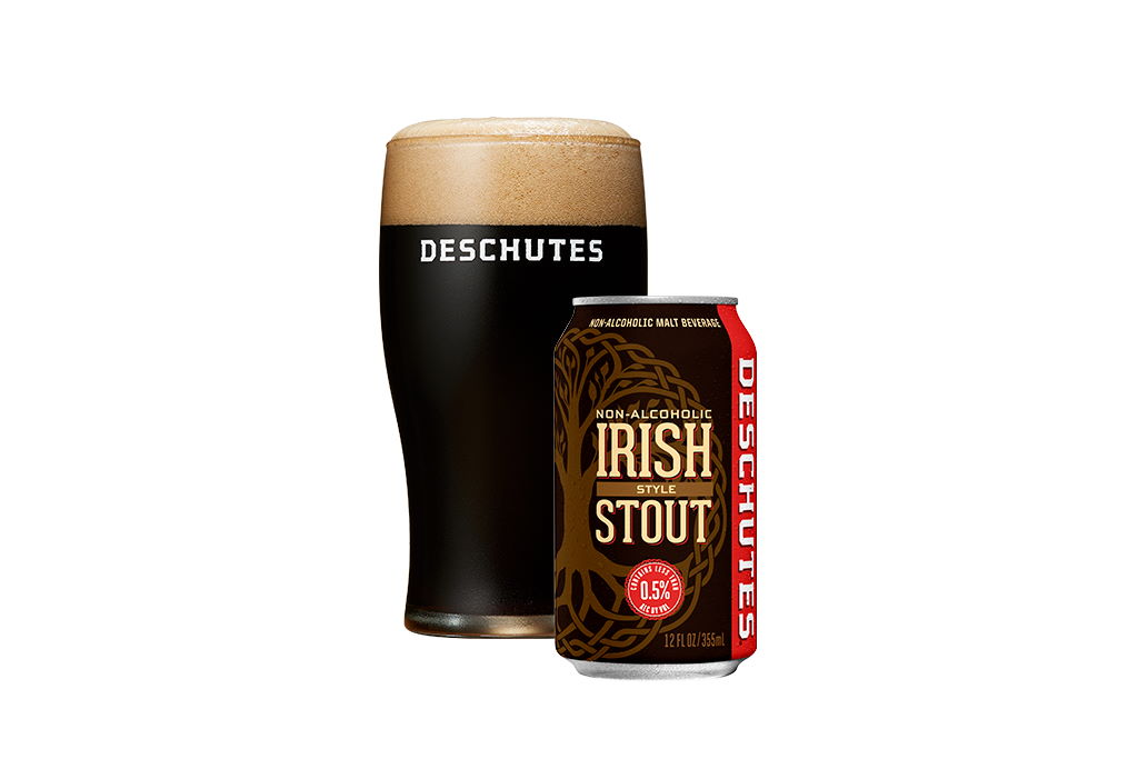 Deschutes Brewery Releases Non-Alcoholic Irish Stout
