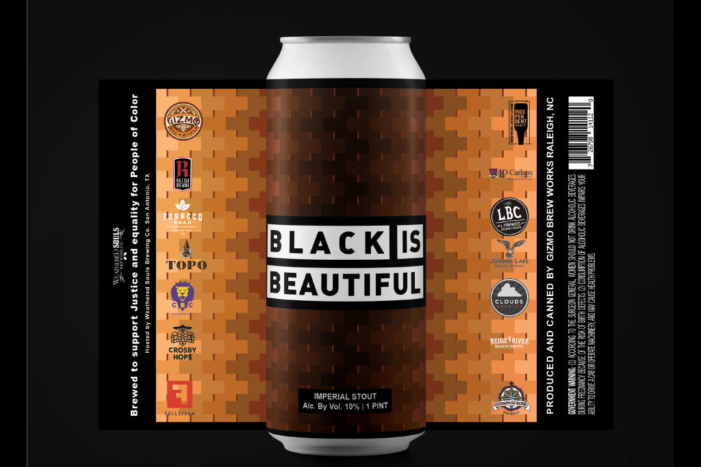 Gizmo Brew Works releases their Black Is Beautiful today