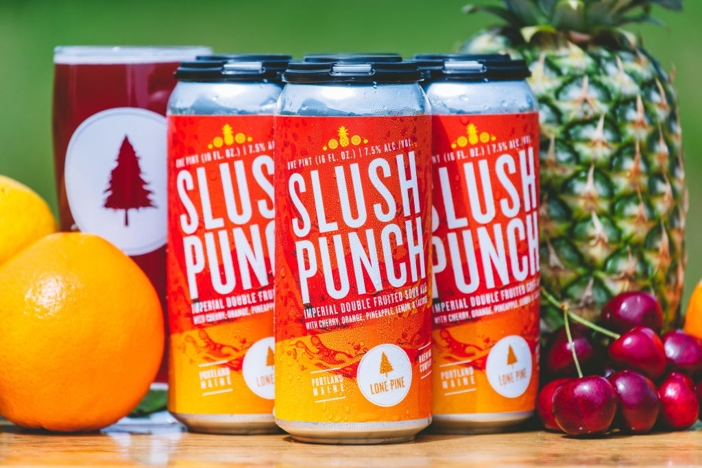 Lone Pine Brewing to release SLUSH PUNCH Double Fruited Imperial Sour Ale July 25