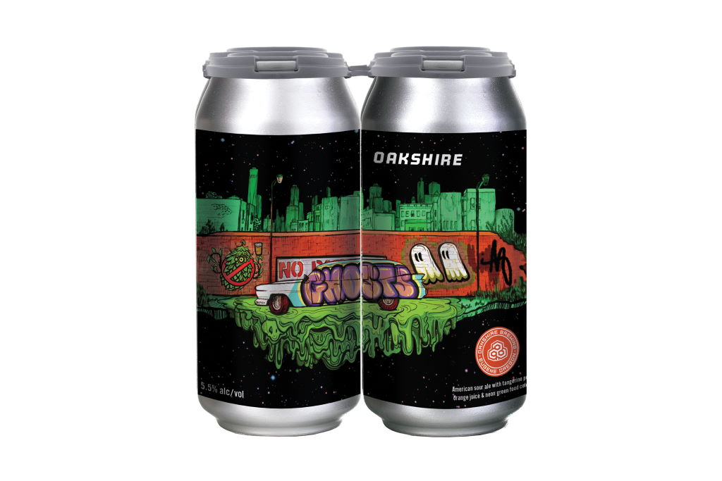 Oakshire Brewing brings back No Ghosts orange and tangerine sour