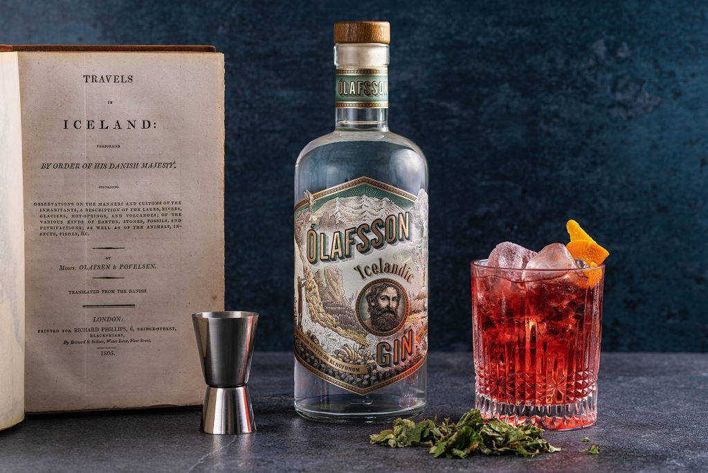 Ólafsson Icelandic Gin Picks Up Gold At This Year's Gin Masters Competition