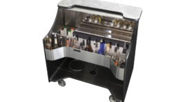 Perlick's Award-Winning Underbar Line: Now on Wheels