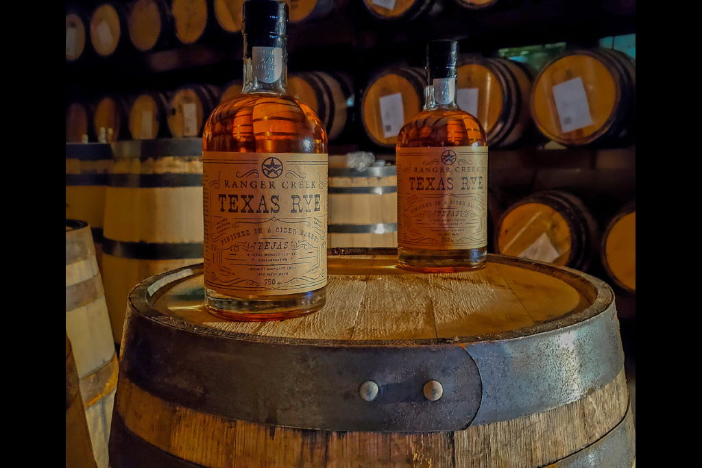 Ranger Creek Brewing and Distilling & Texas Whiskey Festival release a Cider Cask Finished Rye Whiskey