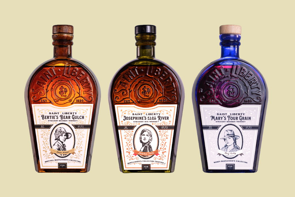 Saint Liberty Whiskey toasts to new ownership group, a minority women-led spirits advisory company