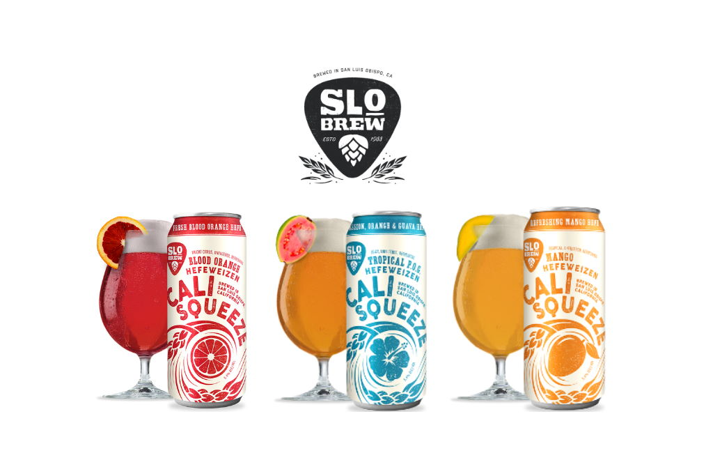 SLO Brew Brings Summer Home with Cali-Squeeze