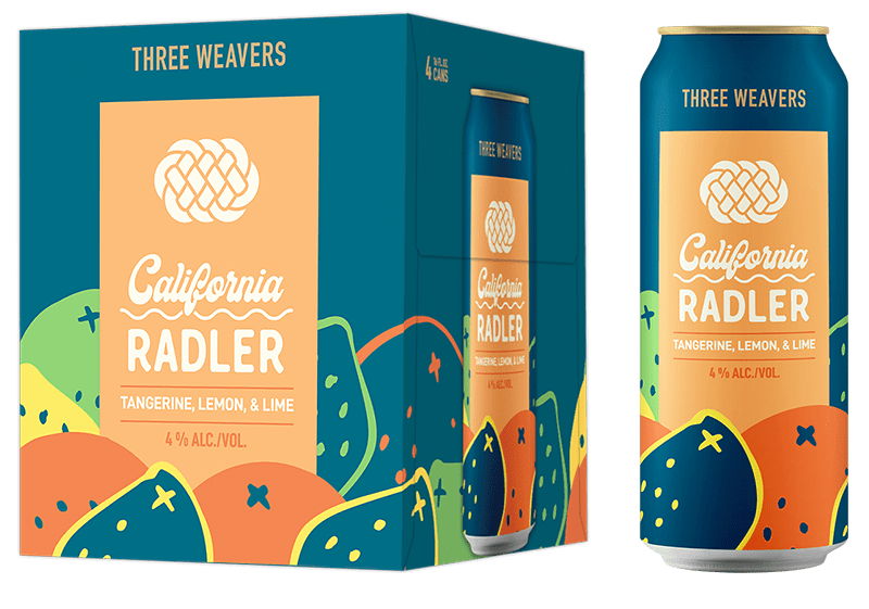 Three Weavers Brewing Company's California Radler is Back