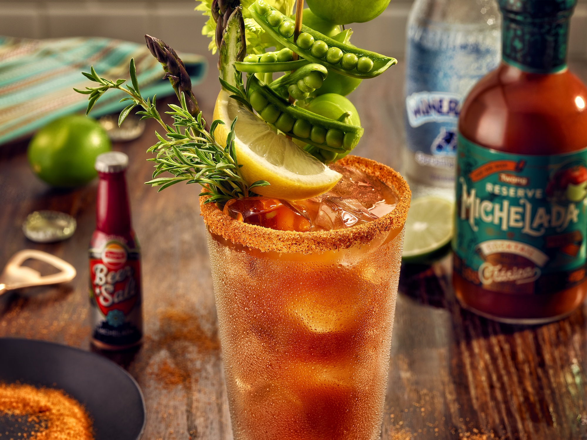 Celebrate National Michelada Day On July 12 With Twang's Michelada Mix