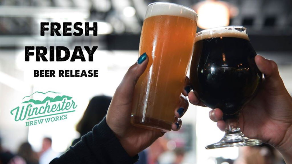 Winchester Brew Works to release PFD Mexican-Style Lager 7/17/2020
