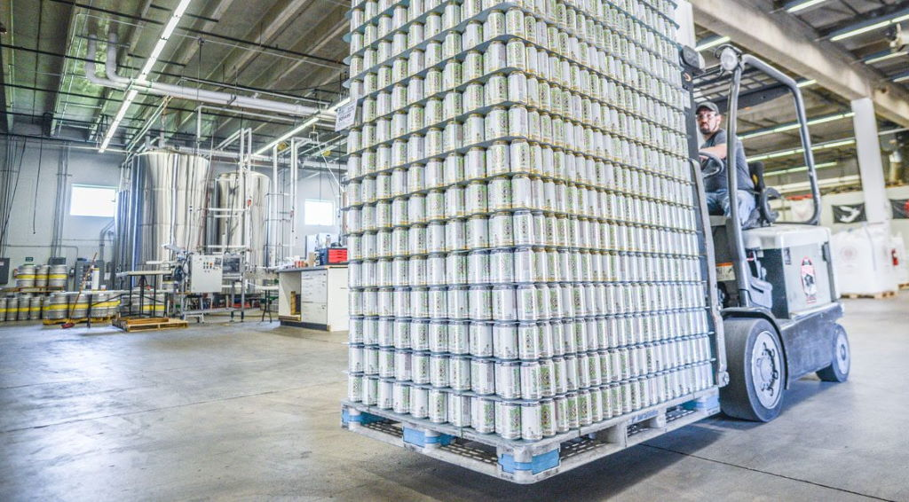 The Brewers' Association Issues A Can Shortage Advisory
