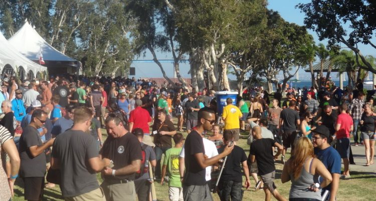 summer beer festival, photo copyright Beer Alien